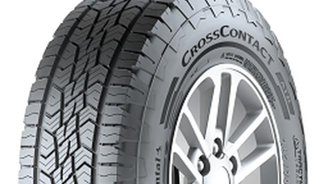 Continental Cross Contact ATR, nuevo neumático off-road para SUV