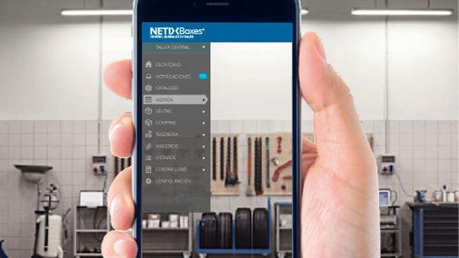 NetixCloud, tu móvil la mejor herramienta