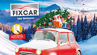 Fixcar ofrece precios especiales en su campaña de invierno