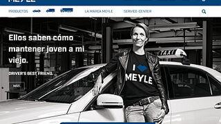 Meyle completa el relanzamiento de su marca con su nueva web