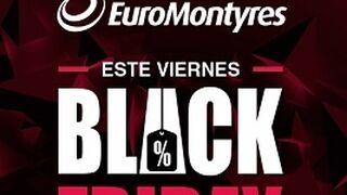 Euromontyres celebra su primer 'Black Friday'