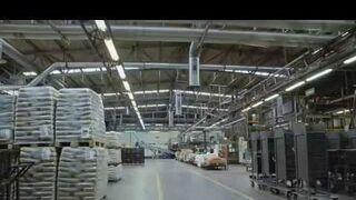 Fábrica de Eurofren en Ólvega (Soria)