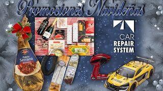 Car Repair System presenta sus promociones de Navidad 2016