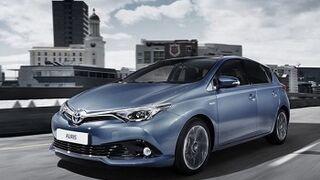Toyota y Lexus alcanzan los 100.000 híbridos vendidos en España