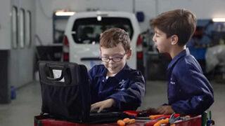 Peugeot vuelve a ayudar a niños hospitalizados con sus revisiones de invierno gratuitas