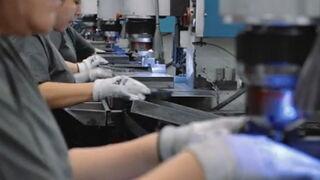 Eurofren muestra cómo es el trabajo en su fábrica de Ólvega (Soria)
