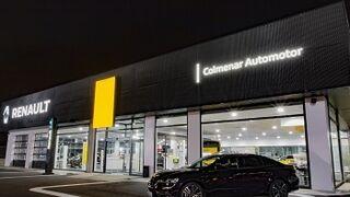 La red Renault renueva la imagen exterior de sus instalaciones