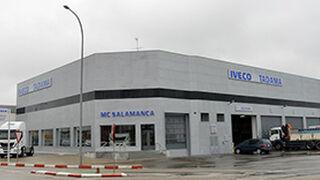 Iveco refuerza su servicio de venta y posventa en Salamanca