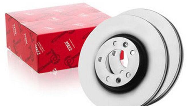 Rodamientos y anillos deben sustituirse al cambiar los discos de freno