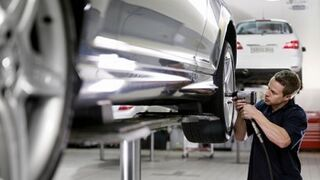 Cambiar los cuatro neumáticos en Las Palmas, 411 € más barato que en Soria