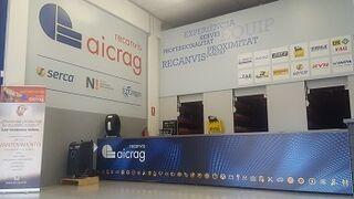 Aicrag prevé doblar en un año la capacidad de su nueva tienda de Barberá del Vallés