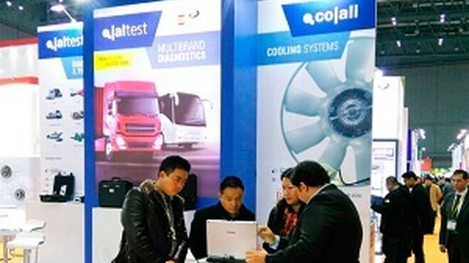 Una decena de empresas españolas, en Automechanika Shanghai 2016