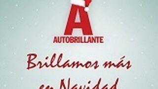 Autobrillante premia por Navidad la compra de sus productos