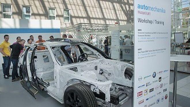 Más de 800 profesionales, en los talleres de reparación de siniestros de Automechanika Frankfurt 2016