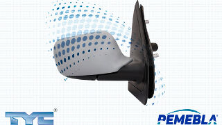 Pemebla, distribuidor en España de los espejos retrovisores TYC