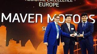 Maven Motor, mejor concesionario Hyundai en Europa 2016