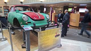 Glasurit asesora en la identificación de color en coches clásicos