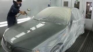 GT Motive permite consultar online la opción de pintura tricapa