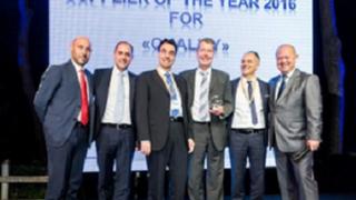 SKF, premio Proveedor del Año 2016 de calidad para Groupauto International