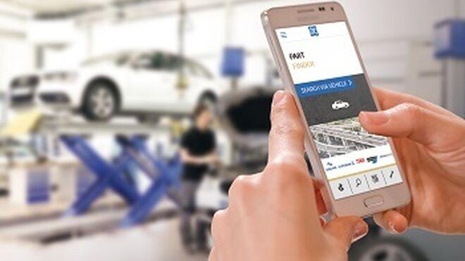 ZF crea una app para facilitar el acceso a la información sobre sus recambios