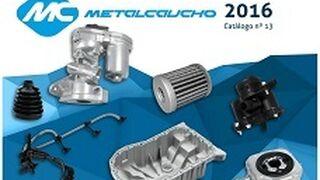 El último catálogo de Metalcaucho incorpora 1.300 nuevas referencias