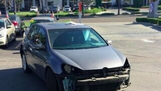 Desguazan sus coches antes de devolverlos a Volkswagen
