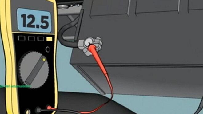 Cómo realizar el control del sistema de carga e iluminación