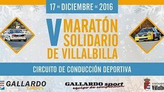 Un taller de Madrid organiza un circuito de conducción deportiva solidario