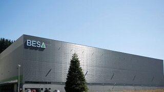 Besa construye una fábrica puntera para ser el Amazon del refinish