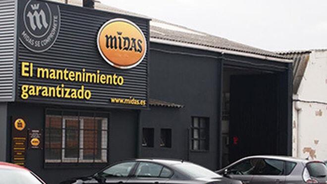 Midas suma 150 talleres en España con su primer centro en Cuenca