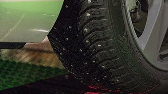 Nokian desarrolla un escáner para comprobar la profundidad de los neumáticos