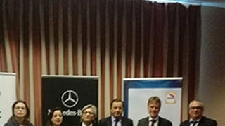 Glasurit, presente en la asamblea de talleres Mercedes Benz