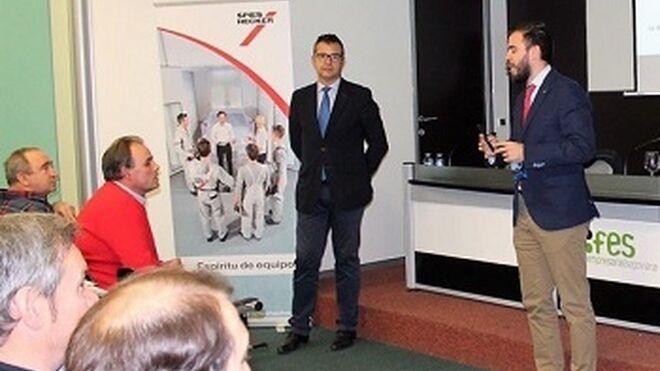 Más de 20 talleres, en una jornada sobre gestión y rentabilidad con Spies Hecker