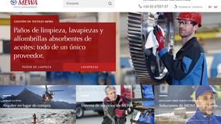 Mewa estrena página web responsive y con navegación más clara