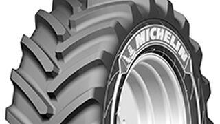 Michelin presenta nueva gama de neumáticos para tractores