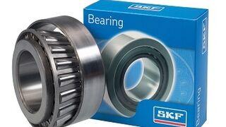 SKF presenta sus rodamientos de rueda de baja fricción