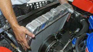 El cambio del líquido refrigerante, cada año o 20.000 km