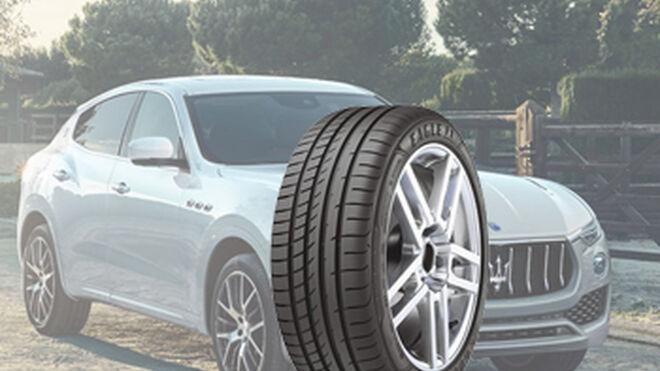 Goodyear Eagle F1 Asymmetric 2 SUV, primer equipo del Maserati Levante