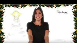 Felicitación navideña de Infocap / Infotaller - Especial 10º aniversario