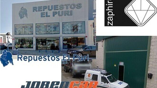 Jobencar y Repuestos El Puri, nuevos distribuidores de Zaphiro
