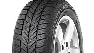 Las ventas de neumáticos 'all season' crecen el triple que las de los convencionales