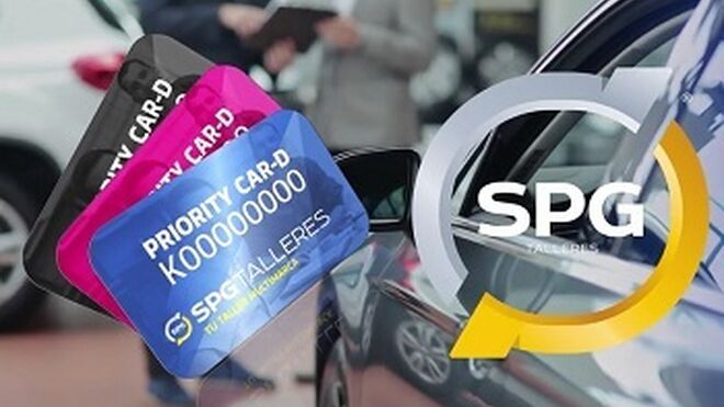 SPG Talleres lanza su tarjeta de fidelización dirigida a usuario final