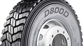 Nuevos neumáticos on/off de Dayton para camión