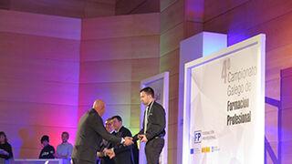 Aptcor colabora con el Campeonato Gallego de Formación Profesional