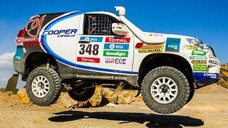 Confortauto, patrocinador oficial del piloto Xavier Foj en el Dakar 2017