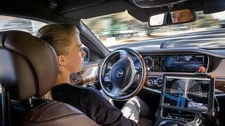 La DGT modificará la normativa actual para contemplar los coches autónomos