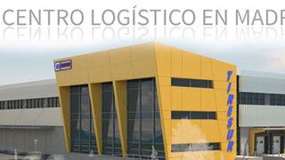 Tiresur inicia las obras de su nuevo centro logístico en Madrid