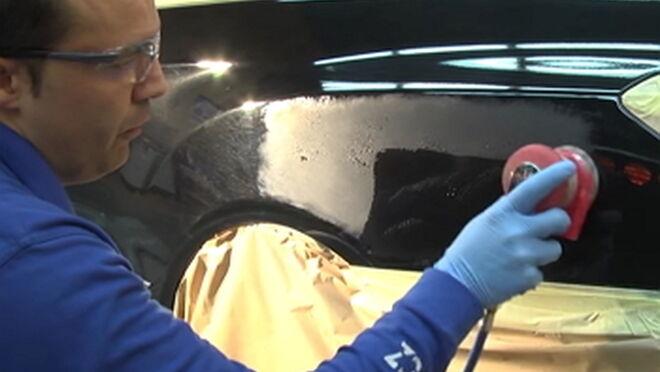 Cómo tratar cada tipo de arañazo en el vehículo