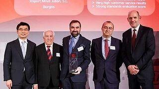 Import Movil Julián, entre los mejores concesionarios Kia de Europa