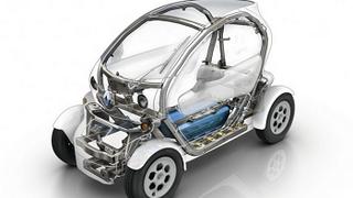 Renault desarrolla un eléctrico sin piezas de carrocería